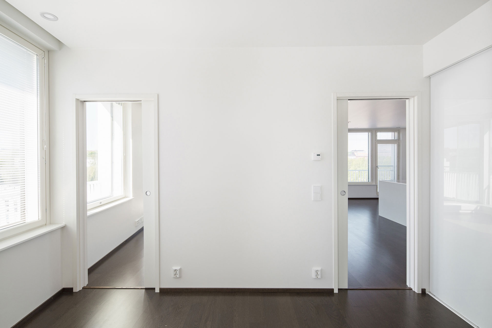 Pocket Doors - Pocket Doors. Same Space, More Room Pocket Doors on